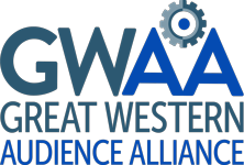 Great Western Audience Alliance logo
